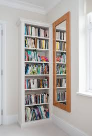 Classic Bookcase Modern And Classic Handbuilt Bookcases London Alcove Company