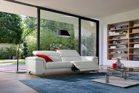 canape relax design contemporain cuir center maroc home