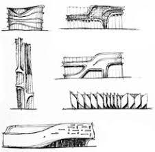 zaha hadid sketches design sketch pinterest zaha hadid