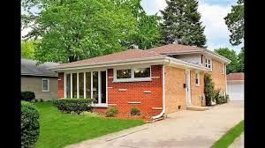 Morton Homes by Homes For Sale 8939 Meade Avenue Morton Grove Il 60053 Youtube