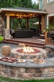 Backyard Pit Pinterest Backyard Fire Pits Home Outdoor Decoration