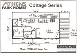 100 park model home floor plans sedona adams homes cimarron