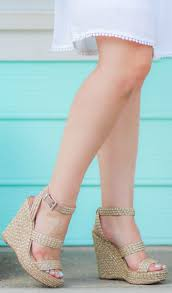 these raffia platform wedges are everything and you won u0027t believe