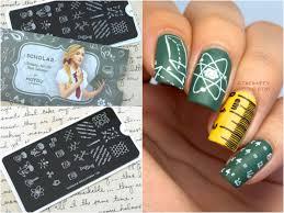 robin moses nail art back to nails easy back to