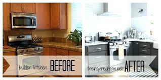 Cost Of New Kitchen Cabinet Doors Replacing Kitchen Cabinet Doors Before And After Motauto Club