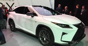 lexus rx 450h autotrader 2016 lexus rx needs to connect with younger buyers