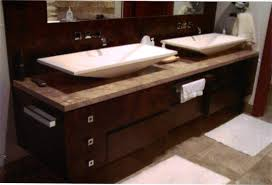 White Vanities Bathroom Bathrooms Design Custom Bathroom Countertops And Cabinets