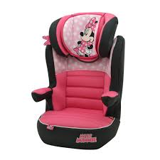 siege auto groupe o nania r way disney child high back booster car seat 2 3 4