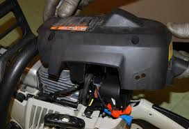 how to replace chainsaw fuel lines sears partsdirect