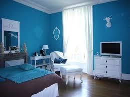 peinture chambre bleu turquoise décoration chambre bleu turquoise 21 aulnay sous bois 17312144
