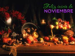 bienvenido noviembre postales con mensajes para banco
