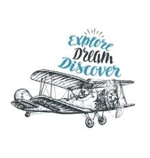biplane vector images over 540