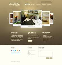website design ideas 2017 motel accommodation hotel web design idea 05 png 1 344 1 403 pixels
