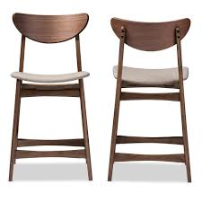 modern stools kitchen baxton studio latina mid century retro modern scandinavian style