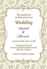 Printable Wedding Invitations Wedding Invitations Online Free Templates Pacq Co
