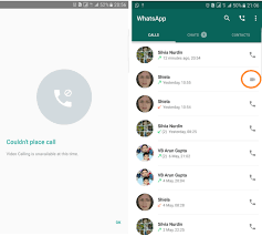call for android whatsapp calling looks to its debut