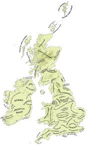 Hampshire England Map by British Humour The Definitive Stereotype Map Of Britain And