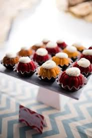 nothing bundt cakes bundtini so cute i might have to treat