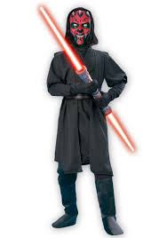 star wars darth maul costume boys