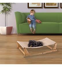 bamboo dog hammock in pet beds