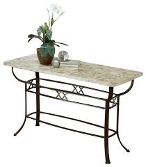 Wrought Iron Sofa Tables by Iron Sofa Table Crowdbuild For