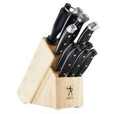 Henckels Kitchen Knives Henckels International Statement 12 Pc Cutlery Set