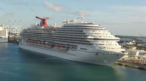 carnival magic cruise ship profile