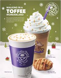 Coffee Bean Blended the coffee bean tea leaf皰 is brewing happiness for the holidays