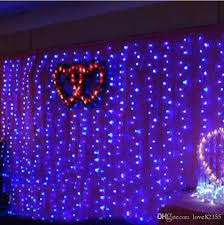 christmas lights net style 4mx5m curtain style led lights 640 leds decoration lights l