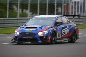 subaru sports car wrx subaru wrx sti scores back to back class win in 2016 nurburgring