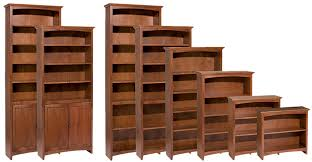 Rta Bookcases Low Prices U2022 Whittier Wood Mckenzie Bookcases U2022 Al U0027s Woodcraft