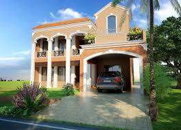 10 marla residence by muhammad majid associates 3d options