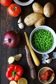 vegetable afritada kale yeah it s vegan