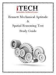 bennett mechanical study force test assessment
