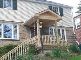 Shed Roof Porch Front Doors Inspirations Front Door Gable 43 Build Front Door