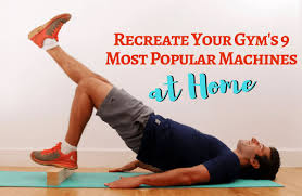 9 at home modifications for your favorite gym machines sparkpeople