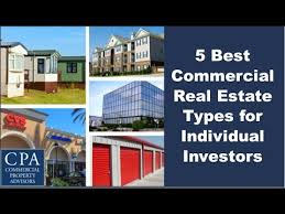 5 best commercial real estate types for individual investors youtube