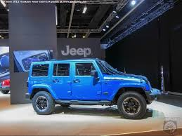 jeep polar edition frankfurt motor show world exclusive first real life shots of