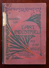 La Maison Design 1901 La Maison Moderne Design Catalog Art Nouveau Design