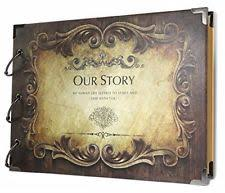 scrapbooking albums sicohome scrapbook album 10 5x7 5 our story yellow with