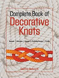 complete book of decorative knots geoffrey budworth