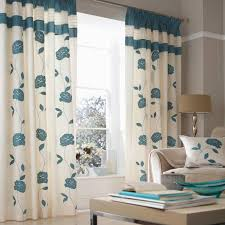Floral Lined Curtains Catherine Lansfield Home Floral Trail Faux Silk Pencil Pleat Lined