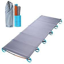 si e pliant randonn lit pliant de pique nique randonnée cing en alliage aluminium