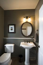dark sink fixtures powder room small powder room design pictures