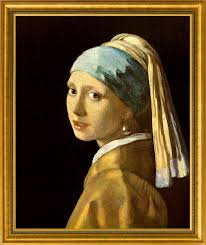 girl with the pearl earring painting jan vermeer delft painting the girl with a pearl earring