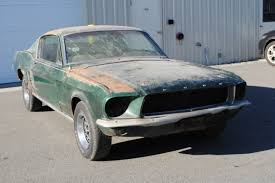 pictures of 1967 mustang fastback 1967 mustang fastback factory moss green 4 speed 390
