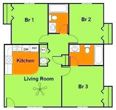 simple 3 bedroom house plans modern house plans 3 bedrooms lenassweethome com