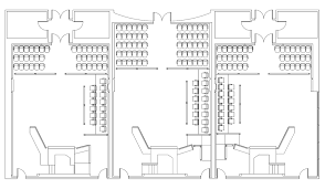 courtroom layout u0026 setup w seating diagrams theatre solutions
