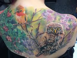 Map Tattoo Bird Tattoos Tattoonow