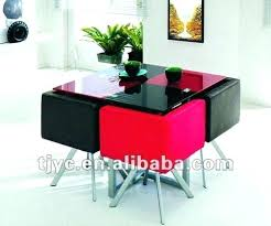 Space Saving Dining Tables And Chairs Space Saver Dining Table And Chair Set Space Saving